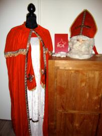 Verhuur Sinterklaas kostuum