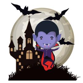 Dracula kinderfeestje