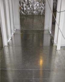 Vibramount Vloer Beugel Flexibel H34/80