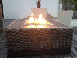 Inbouwbrander Happy Cocoon 390x390x233