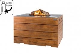 Cocoon Table Teak Lounge & Dining rechthoek