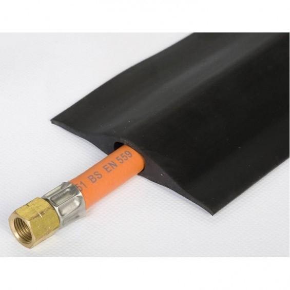 Beschermprofiel gasslang rubber