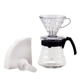 Hario VCND-02B-EX V60 Craft Coffee Maker Black