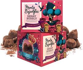 Monty Bojangles Berry Bubbly Curious Truffles 150g