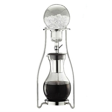 Cafe de Tiamo colddripper 10 kops rvs/glas