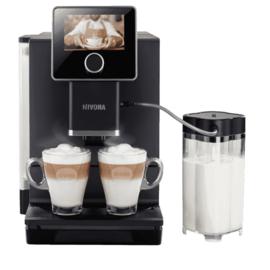 Nivona CafeRomatica  NICR960 Espressomachine Zwart Chroom