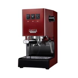 Gaggia  Classic Pro Design Cherry Red