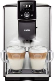 Nivona CafeRomatica  NICR825 Espressomachine RVS Chroom