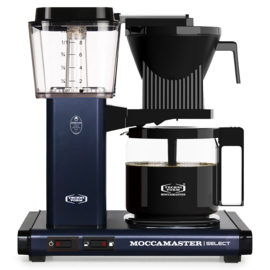 Moccamaster KBG Select Midnight Blue
