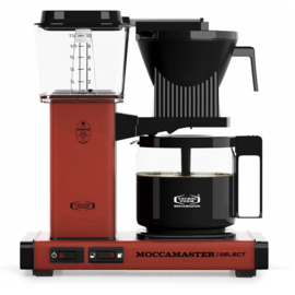 Moccamaster KBG Select Brick Red