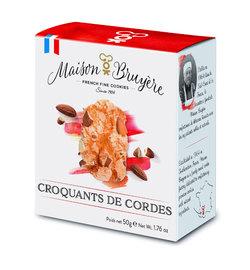 Maison Bruyère Croquantes de Cordes - Luchtige krokante koekjes met amandelen