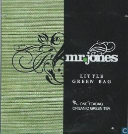 Mr Jones Little Green Bag (Fair Trade)
