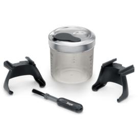 REFURBISHED Sage The Smart Grinder™ Pro Brushed Stainless Steel