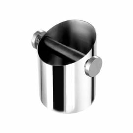 Motta knockbox 7750 klein rond rvs diameter ø11cm