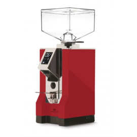 Eureka Mignon Specialita 55mm koffiemolen Rood Chrome