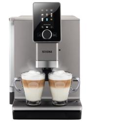 Nivona CafeRomatica  NICR930 Espressomachine Titanium Chroom