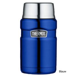 Thermos food jar 710 ml blauw