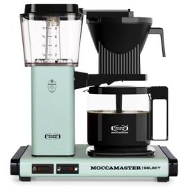 Moccamaster KBG Select Pastel Green