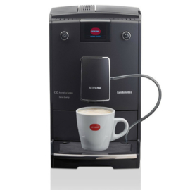 Nivona CafeRomatica  NICR759 Espressomachine Zwart Chroom