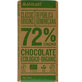 Blanxart Dominicaanse Republiek 72% BIO