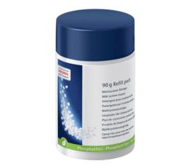 Melksysteemreiniger (minitabletten) 90 g navulflesje
