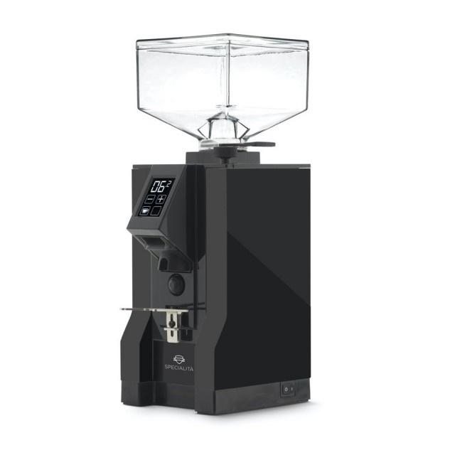 Eureka Mignon Specialita 55mm koffiemolen mat zwart Black Edition