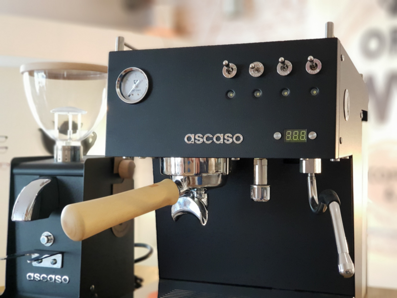 Ascaso Steel Duo PID