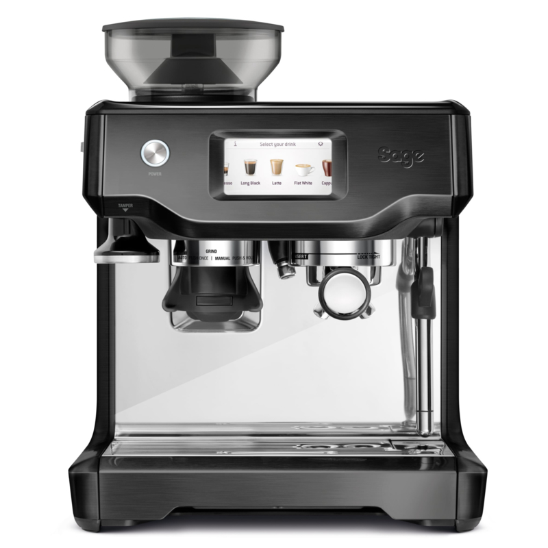 Sage The Barista Touch Black Stainless Steel