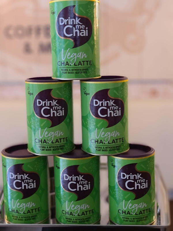 Drink Me Chai Vegan