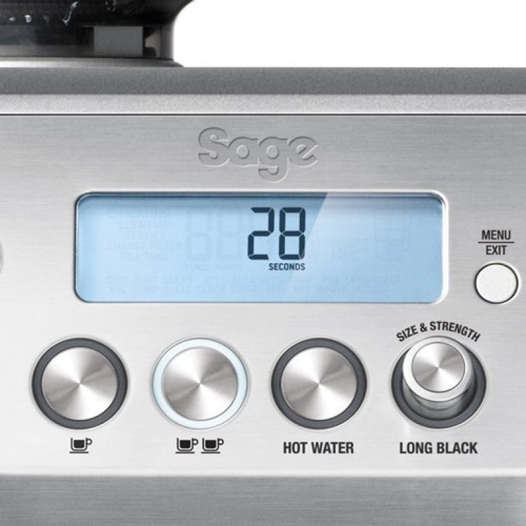 Sage The Oracle Stainless Steel SES980BS
