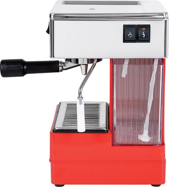 Quick Mill 820 rood inclusief tamper t.w.v. € 39,95