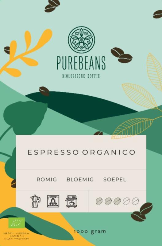 Espresso Organico BIO