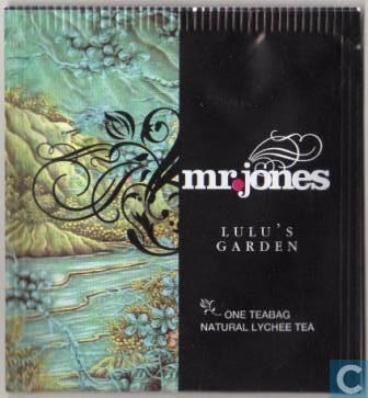 Mr. Jones Lulu's Garden