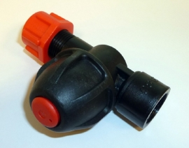 Anti-drup ventiel