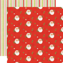 """SV North Pole - I've been nice Double Sided 12x12"""""""