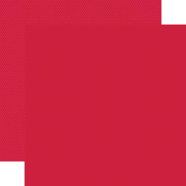 """Red Textured Cardstock Double Sided 12x12"""""""