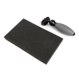 Sizzix Die Brush & Foam Pad for Wafer Thin Dies