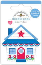 Cute Cottage Doodlepop