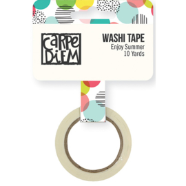 Enjoy Summer Washi Tape