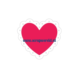 Sweetheart Sweet Rolls Mini Icon Stickers