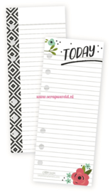 Today Mini Bookmark Tablets
