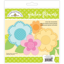 Garden Flowers Craft Kit