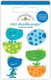 Dragon Babies Mini Doodlepop