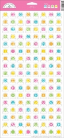 Bright Tiny Tabs Stickers