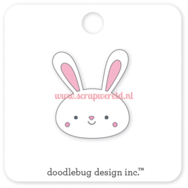 Mr. Bunny Collectible Pin