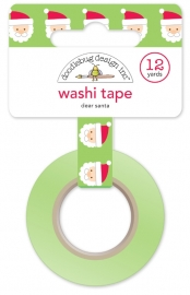 Dear Santa Washi Tape
