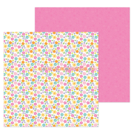 "Bright Bunch 12x12"" Double Sided Cardstock"