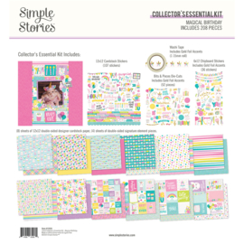 Magical Birthday Collectors Essentials Kit