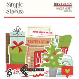 Make it Merry- Bits & Pieces