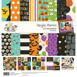 Say Cheese Halloween Collection Kit